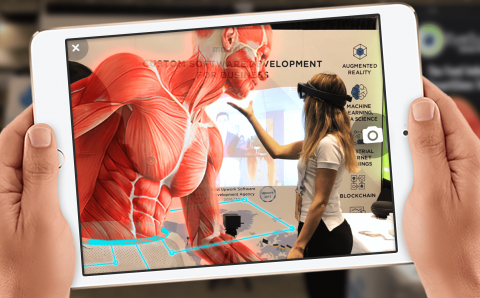 The different uses of Augmented Reality